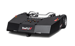 TowFLEXX TF4 electric towbarless remote controlled Aircraft Tug
